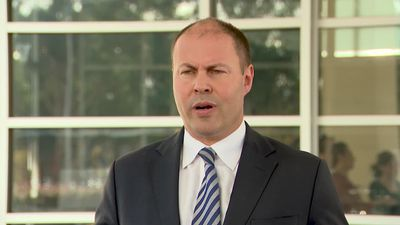 Frydenberg says renewable energy is part of a strong economy