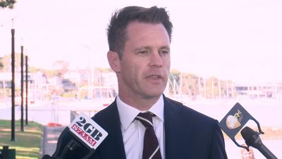 RAW: Chris Minns announces NSW Labor leadership tilt.