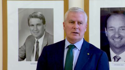 National Party celebrates election win