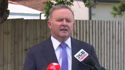 "Respect for voters to overcome ""magnitude"" of Labor's challenge: Albanese"