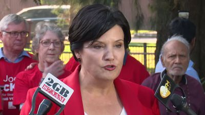 RAW: Jodi McKay draws on country upbringing in leadership tilt.