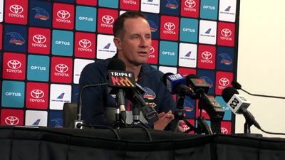 Gibbs, Jenkins still on AFL outer at Crows
