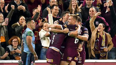 Glasby, Wallace recalled for Maroons