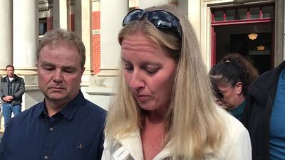 Victim's sister speaks after Harvey jailed over family murders