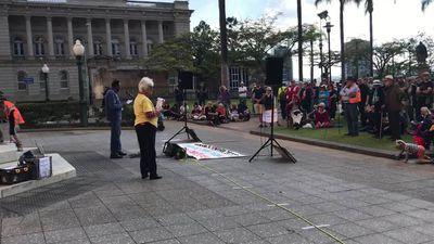 Rally told of asylum seeker family's fight against deportation