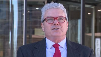 Whistleblower McBride says former defence minister Steven Smith and Governor General David Hurley sh