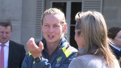 Australia's victorious women's Ashes team honoured as squad named for West Indies tour