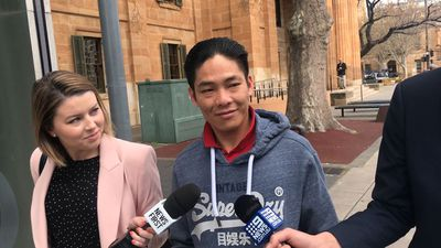 Adelaide fish smuggler leaves court after copping fine