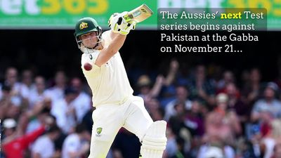 EXPLAINER: Aussies return with urn, batting dilemmas