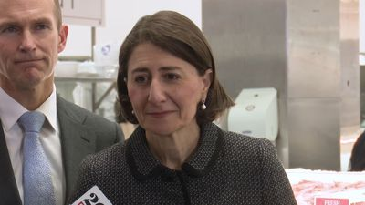 "Berejiklian says everybody has ""moved on"" from threatened spill"