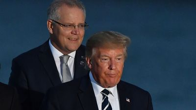 Morrison aims to continue strong US-Australia ties