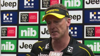 Full Damian Hardwick presser - Dusty, the Cats, Frawley etc