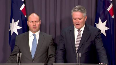 Cormann details lower-than-expected NDIS spend