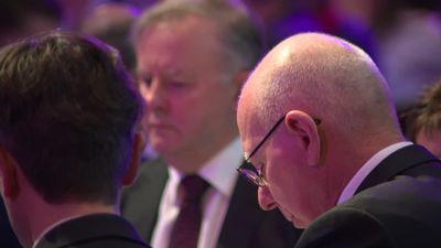 RAW: Parliament begins with a prayer breakfast in the Great Hall