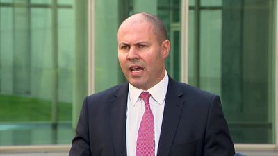 """Frydenberg says """"you can have a strong budget position and a strong economy"""""""