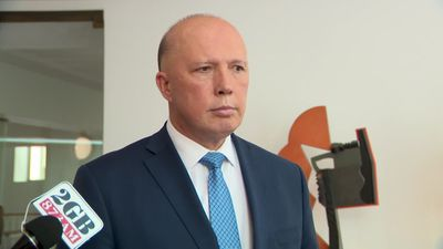 Dutton says security legislation is adequate but open to tougher laws if requested by agencies