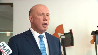 Dutton reveals AFP involved in disrupting paedophile networks