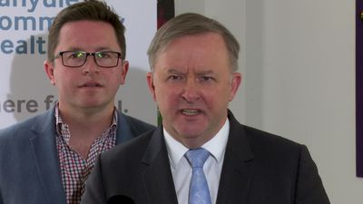 Albanese mocks Morrison - Labor acted like there was a crisis... during the global financial crisis