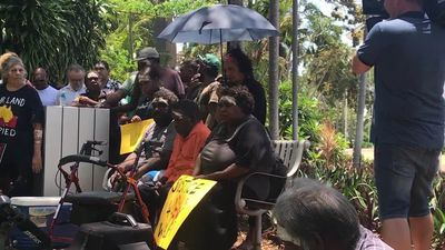 NT indigenous want end to police brutality