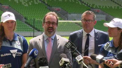 Victoria to join with other states to bid for the 2023 women's FFA World Cup