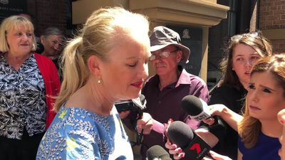 Sister of Anne Rogers speaks after husband imprisoned for 12 years