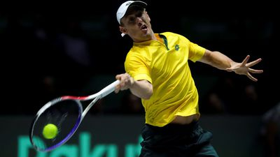 Australia crash out of Davis Cup