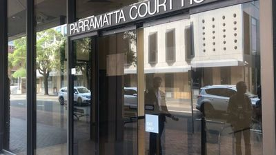 RAW: Tyrone May leaves Parramatta Local Court