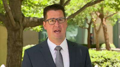 Senator for the ACT Zed Seselja does not anticipate job losses for the public service