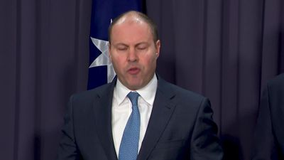 MYEFO: Frydenberg spells out the numbers