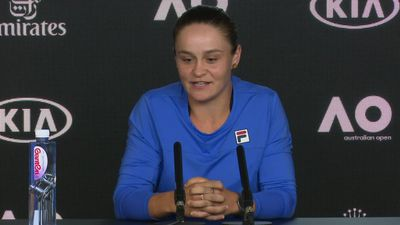 Full Ash Barty press conference ahead of the Australian Open