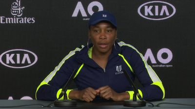 Full Venus Williams press conference after her round one loss to Coco Gauff at the Aus Open