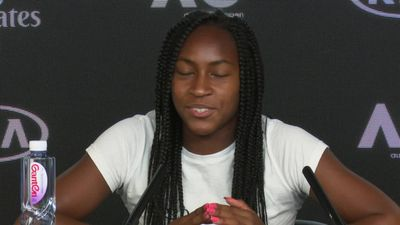My mission is to be the greatest, my goal is to win as many grand slams as possible - Coco Gauff