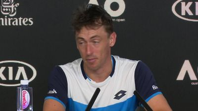 John Millman discusses his epic fifth set tie-break against Roger Federer
