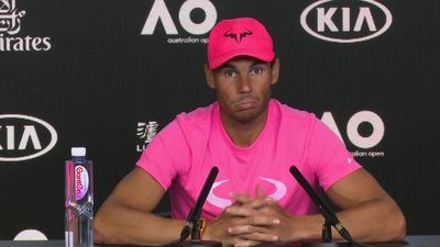 Full presser: Rafael Nadal talks to the media after winning through to round four of the Aus Open