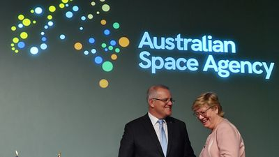 Australian Space Agency opens in Adelaide