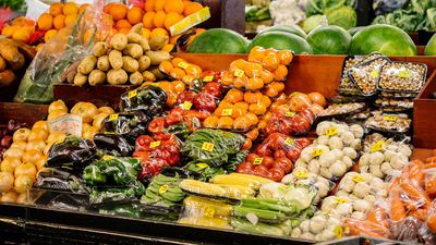 Mediterranean diet linked to healthy ageing