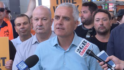 Workers strike against Jetstar, protest pay conditions