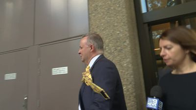 RAW:Anthony Albanese leaves court