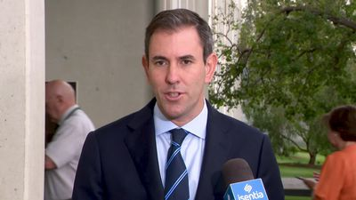 Chalmers says govt shouldn't use the coronavirus as an excuse for deficit