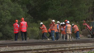 Train services to resume through Wallan in the next 24 hours
