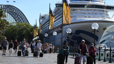 ABF blames NSW Health for cruise ship debacle