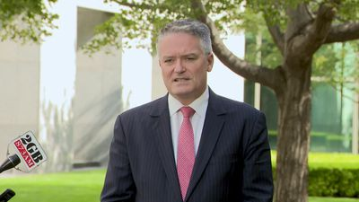 Cormann says federal Labor's comments unhelpful