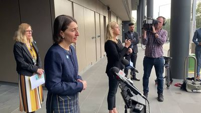 Berejiklian reinforces message to stay home, observe self-isolation