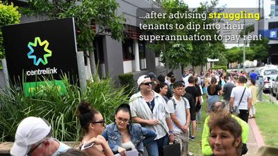 Real estate agents could face jail for renter super advice