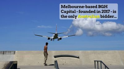 Four private equity firms circle Virgin Australia