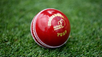 Cricket grappling with ball 'managing' questions