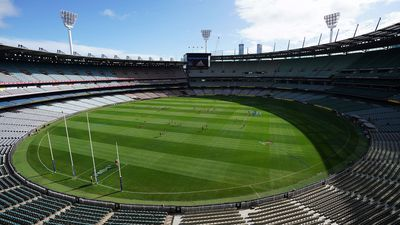 Victorian power clubs restart AFL season
