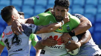 Raiders and Roosters in battle of most wounded