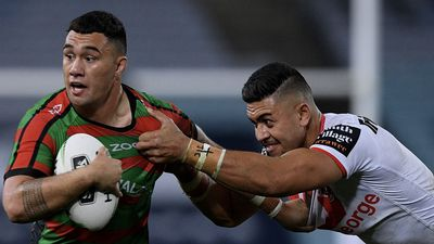Souths-Dragons winner looking to crack eight