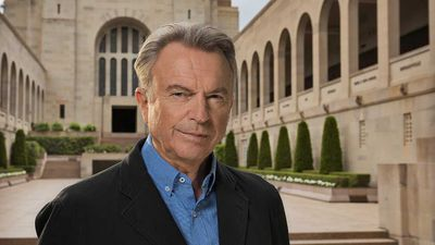 Why ANZAC with Sam Neill